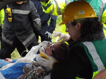 Notfalltraining Trauma Camp Malta